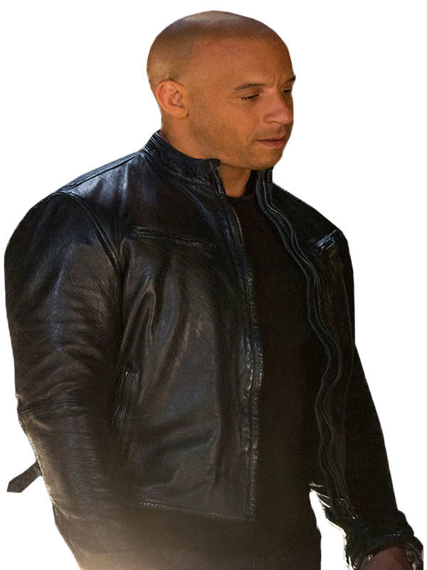 Black-Fast-And-Furious-7-Vin-Diesel-Jacket