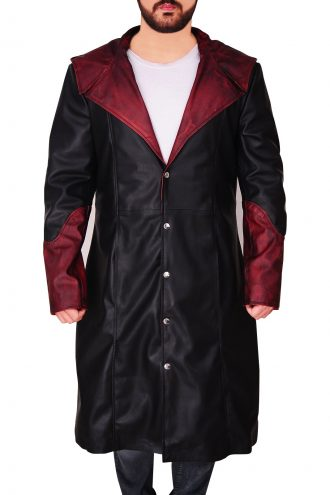 Devil May Cry 5 Dante Cosplay Costume Coat