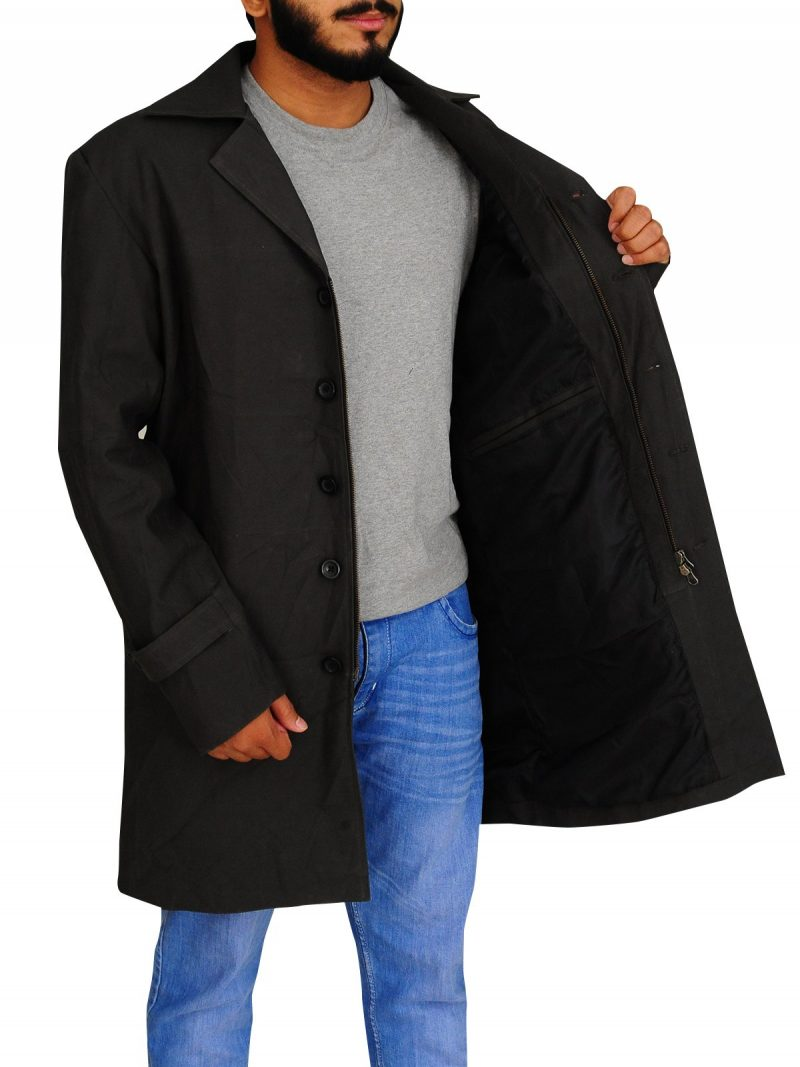 Jason Statham Fast and Furious 7 Coat