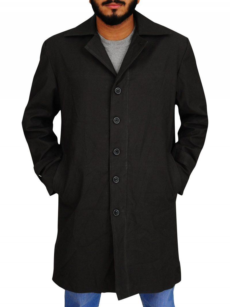 Fast and Furious 7 Jason Statham Stylish Coat