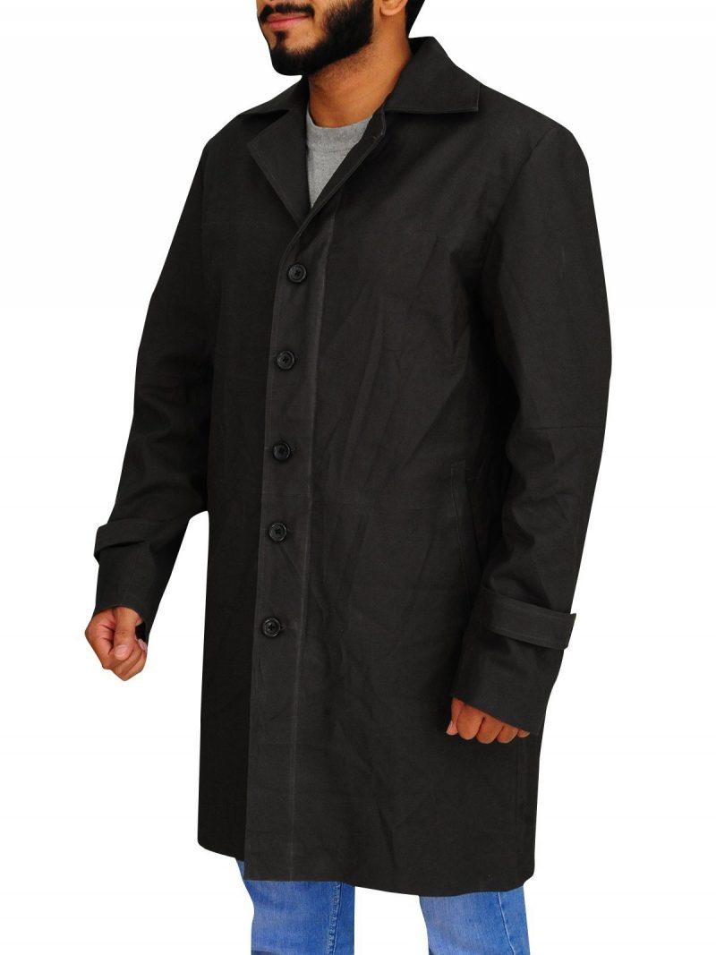 Fast and Furious 7 Jason Statham Grey Coat