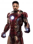 Avengers Iron Man Leather Jacket