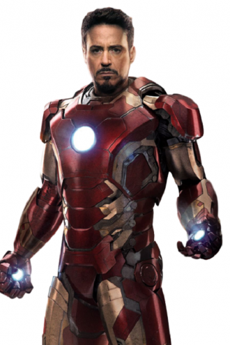 Avengers Iron Man Leather Jacket
