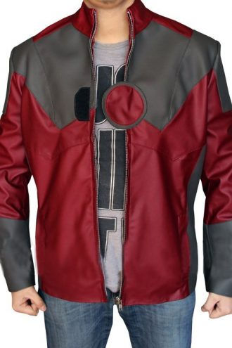 Avengers Iron Man Costume Jacket