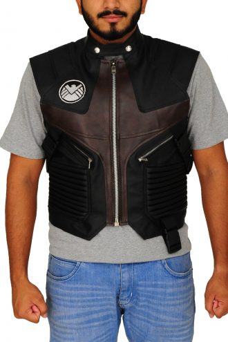 Jeremy Renner Hawkeye Stylish Vest