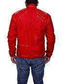 Beat It M.J Biker Leather Jacket