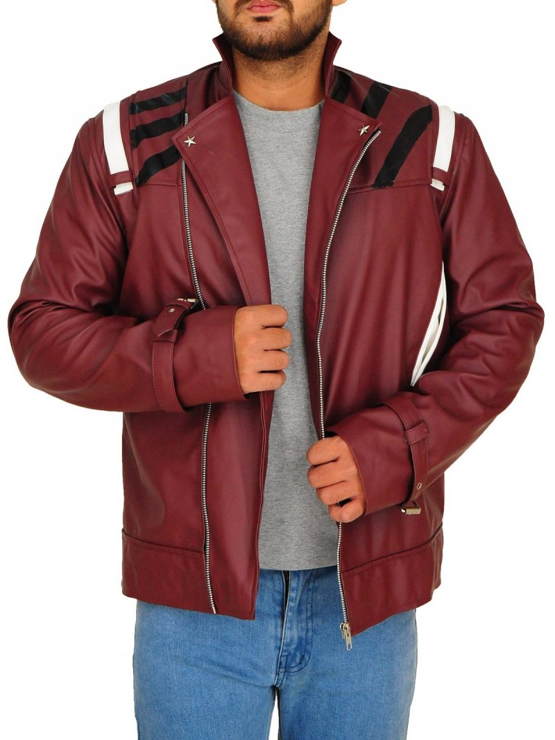 No More Heroes Travis Touchdown Leather Jacket