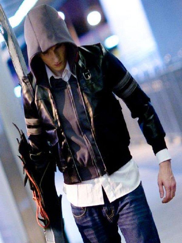 Alex Mercer Prototype Leather Jacket