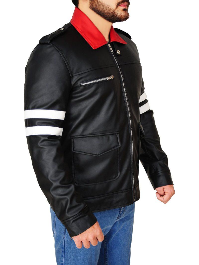 Prototype Alex Mercer Cosplay Leather Jacket