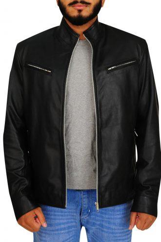 Dominic Toretto Vin Diesel Black Jacket
