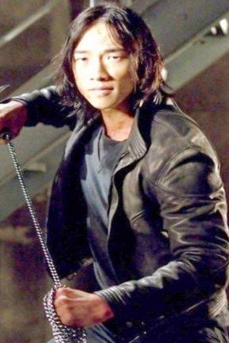 Ninja Assassin Black Leather Jacket