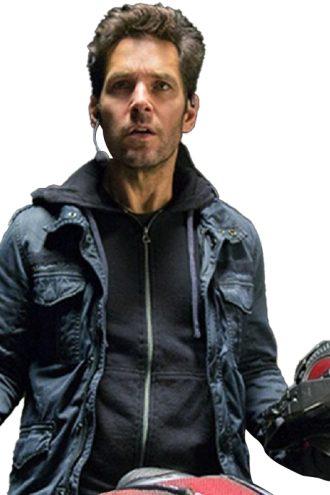 Ant Man Paul Rudd Jacket