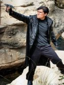 Star Trek Into Darkness Khan Trench Coat