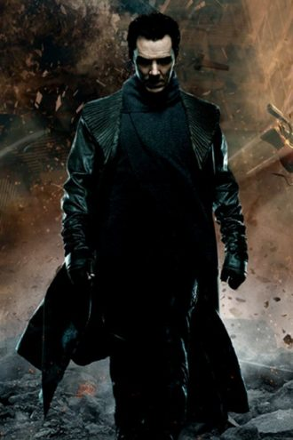 Star Trek Into Darkness Khan Coat
