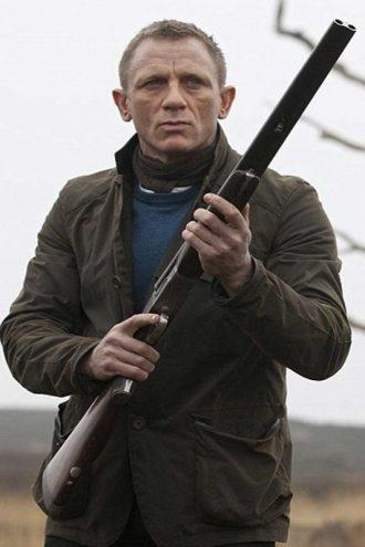 James Bond Skyfall Stylish Jacket