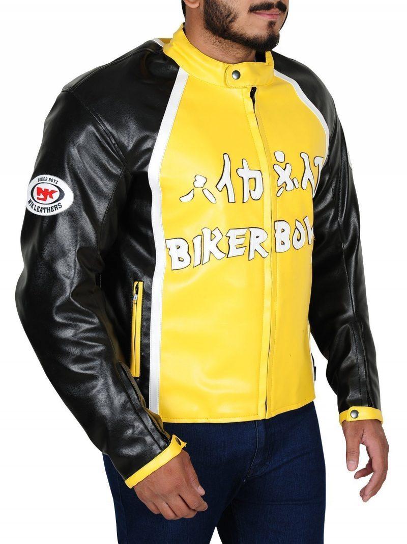 Biker Boyz Derek Luke Yellow Jacket