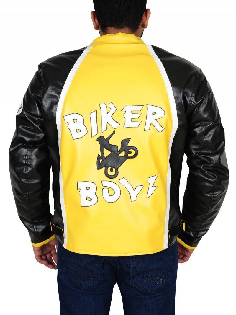 Biker Boyz Derek Luke Motorcycle Leather Jacket