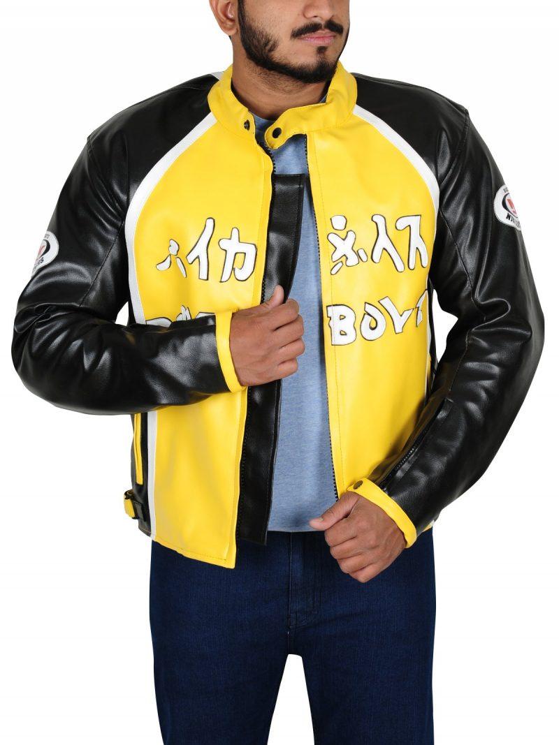 Biker Boyz Derek Luke Jacket