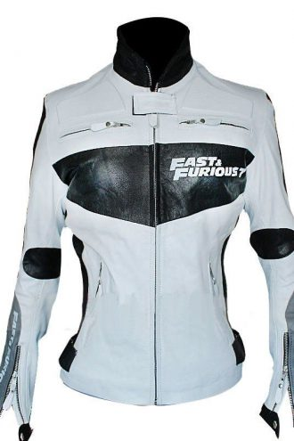 Furious 7 Vin Diesel Women Jacket