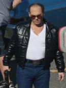 Johnny Depp Black Mass Bomber Jacket
