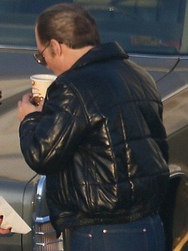 Black Mass Johnny Depp Bomber Jacket