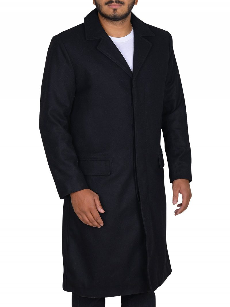 Keanu Reeves John Constantine Stylish Coat