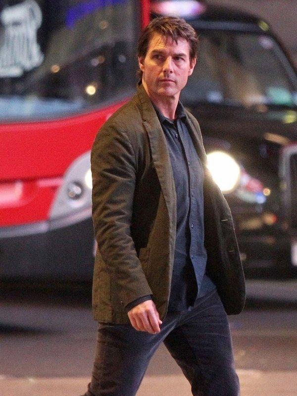 MI5 Rogue Nation Tom Cruise Jacket