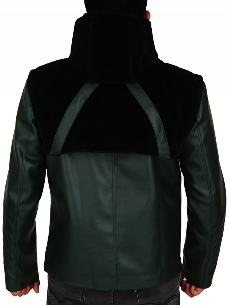 Arrow Oliver Queen Cosplay Jacket