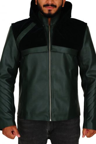 Stephen Amell TV Series Arrow Jacket