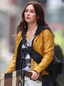 Teenage Mutant Ninja Turtles 2 Megan Fox Yellow Jacket