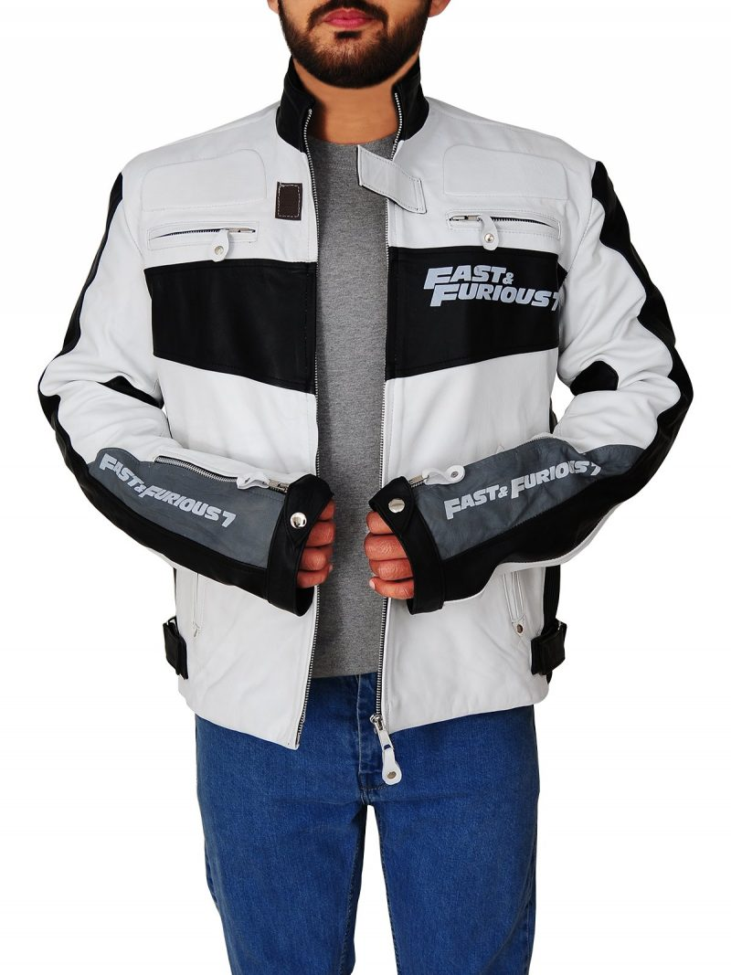 Vin Diesel Furious Premiere Jacket For Men