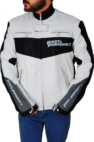 Movie Premiere Vin Diesel Furious 7 Jacket
