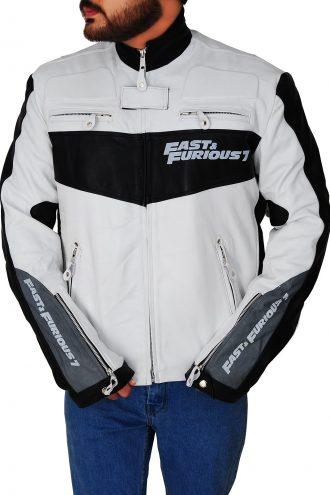 Movie Premiere Vin Diesel Furious 7 Jacket