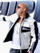 Movie Premiere Vin Diesel Furious 7 Moto Biker Jacket