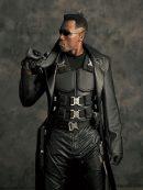 Wesley Snipes Blade Leather Coat