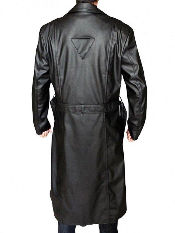 Blade Wesley Snipes Leather Coat