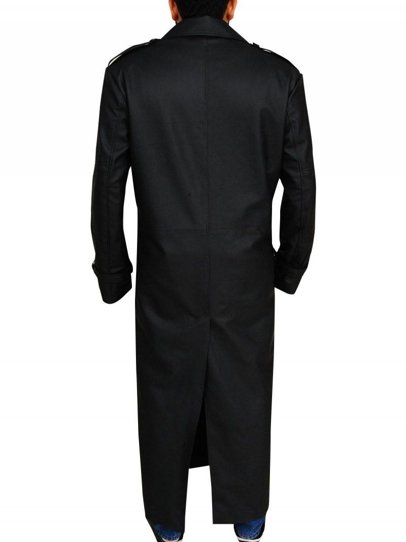 The Winter Soldier Nick Fury Coat