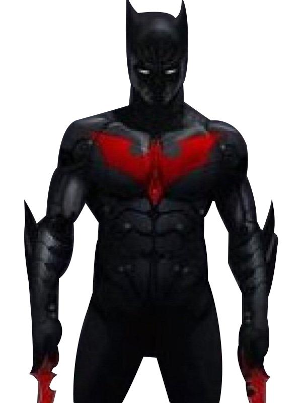 Batman Black Leather Jacket