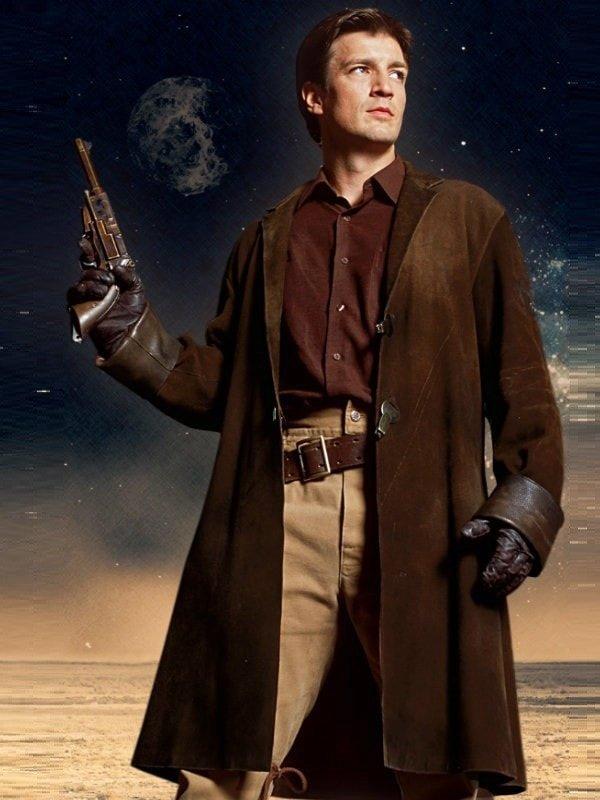 Firefly Captain Malcolm Reynolds Coat