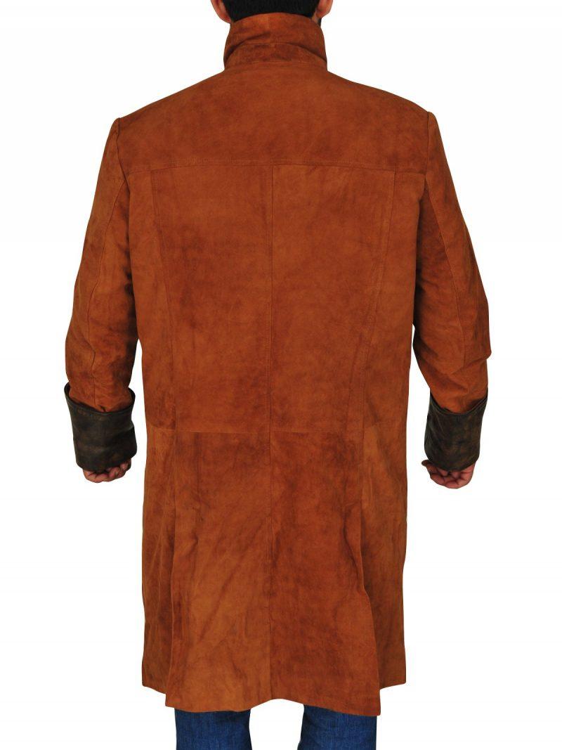 Captain Malcolm Reynolds Firefly Stylish Coat