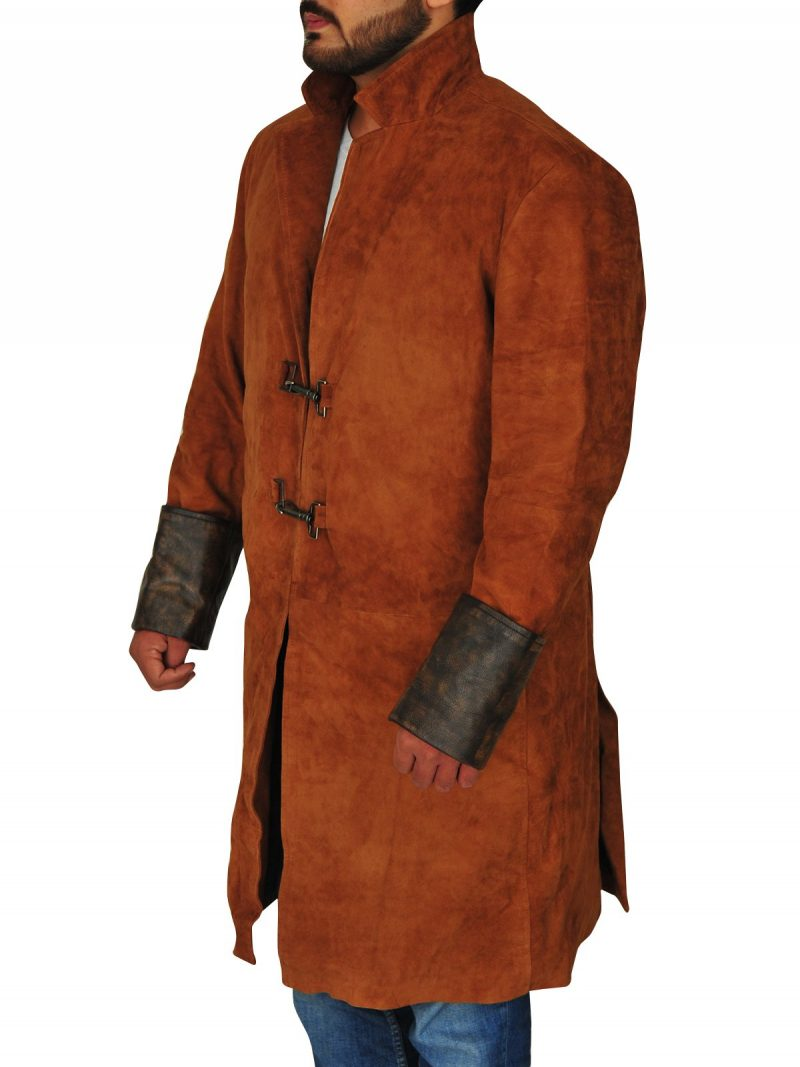 Captain Malcolm Reynolds Firefly Trench Long Coat
