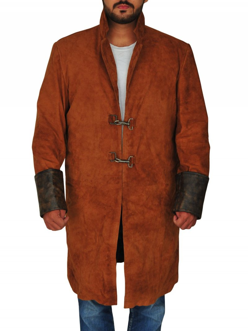Captain Malcolm Reynolds Firefly Leather Coat