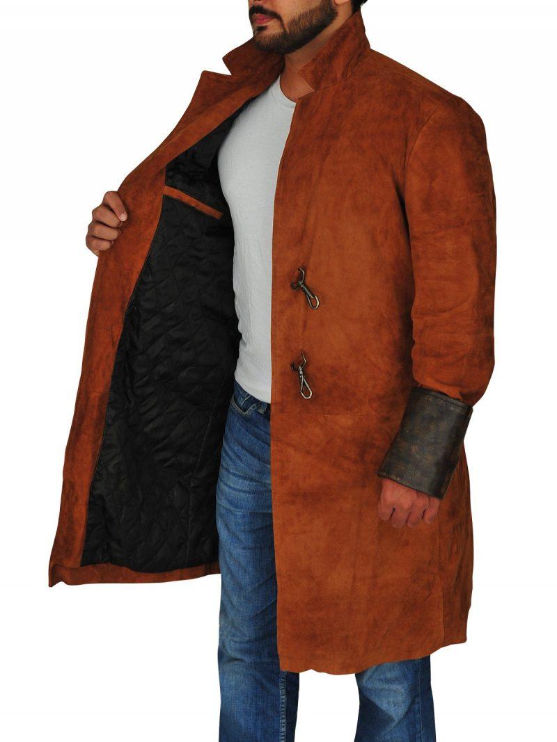 Captain Malcolm Reynolds Firefly Coat