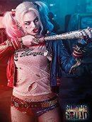Harley Quinn Satin Jacket