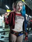 HQ Suicide Squad Cosplay Jacket