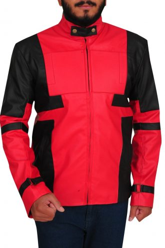Deadpool 2 Ryan Reynolds Cosplay Jacket