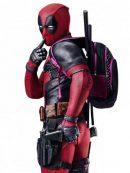 Ryan Reynolds Deadpool 2 Cosplay Jacket