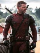 Deadpool 2 Cosplay Costume