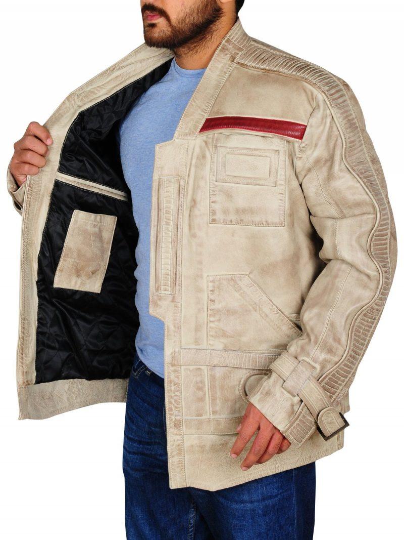 John Boyega The Last Jedi Finn Jacket