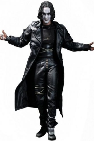 Eric Draven The Crow Leather Coat